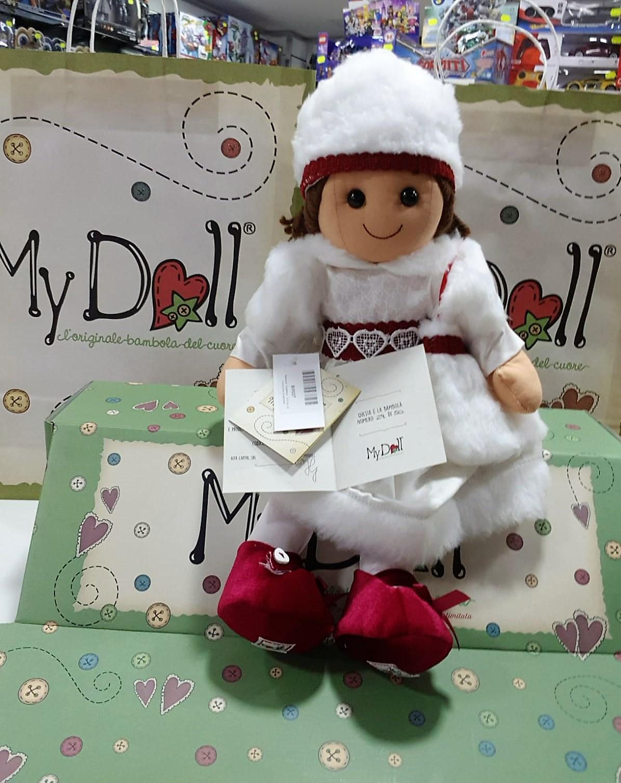 My-Doll-Bambola-Anastasia-articolo-da-collezione-numerata-1-di-50-42-cm miniatura