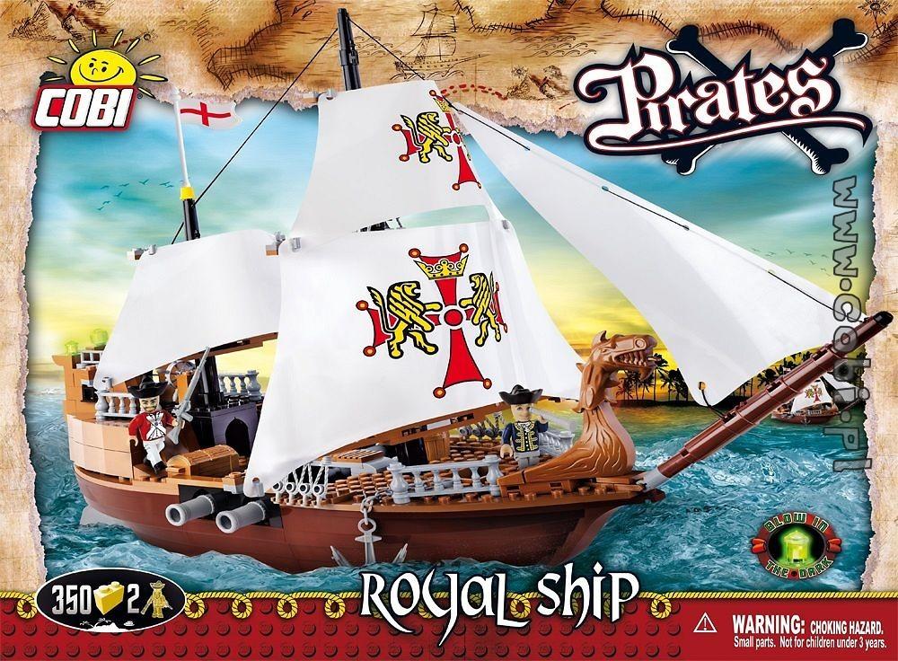 COBI- Royal Ship