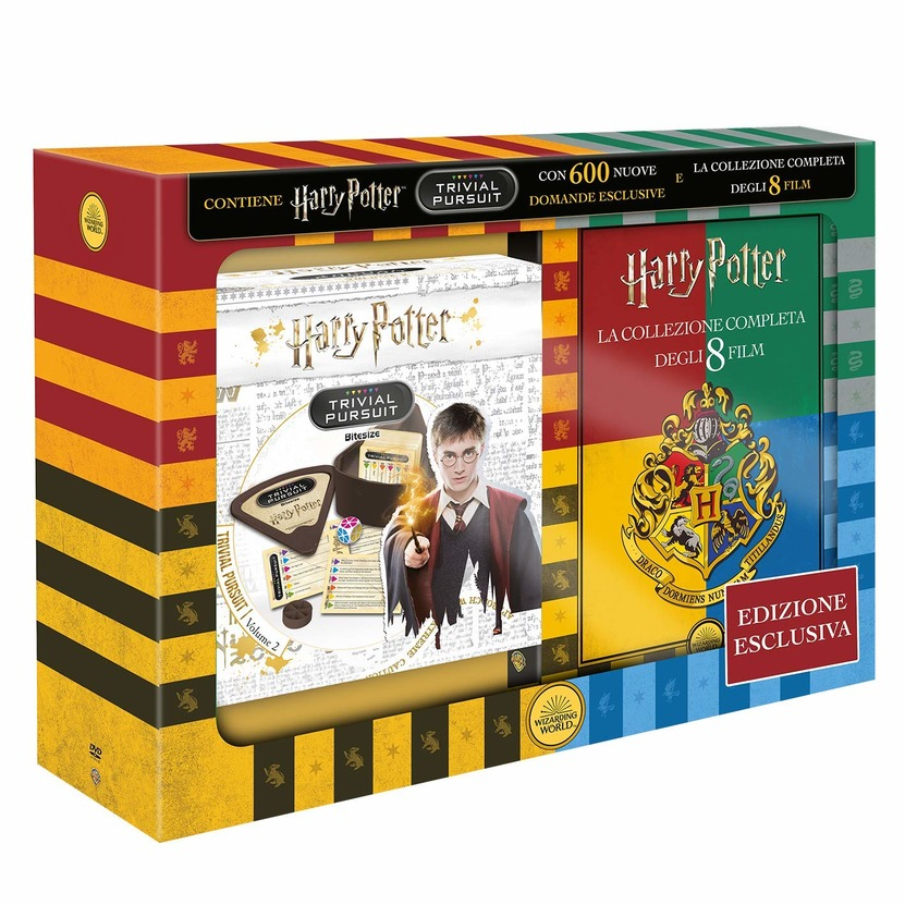 Cofanetto Harry Potter