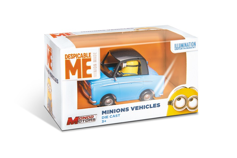 MINIONS VEHICLES