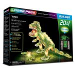 Laser Pegs- Luminose T-Rex