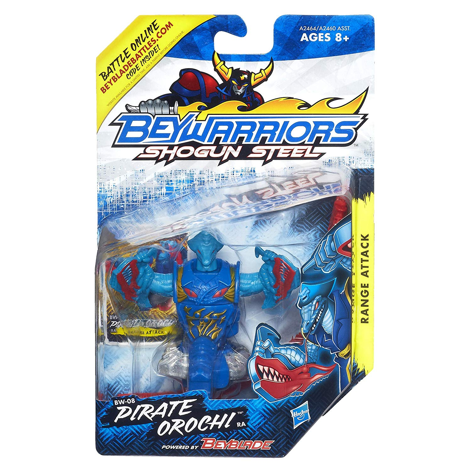 HASBRO Beyblade Beywarriors Pirate Drochi