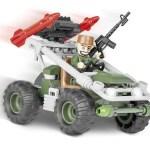 Cobi-Rocket Support Vehicle