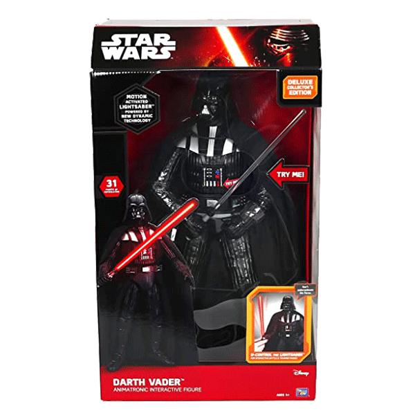 Star Wars Personaggio Interattivo Darth Vader