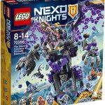 Nexo Knights Colosso di Pietra Costruzioni