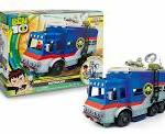 Base Aliena Playset Ben 10