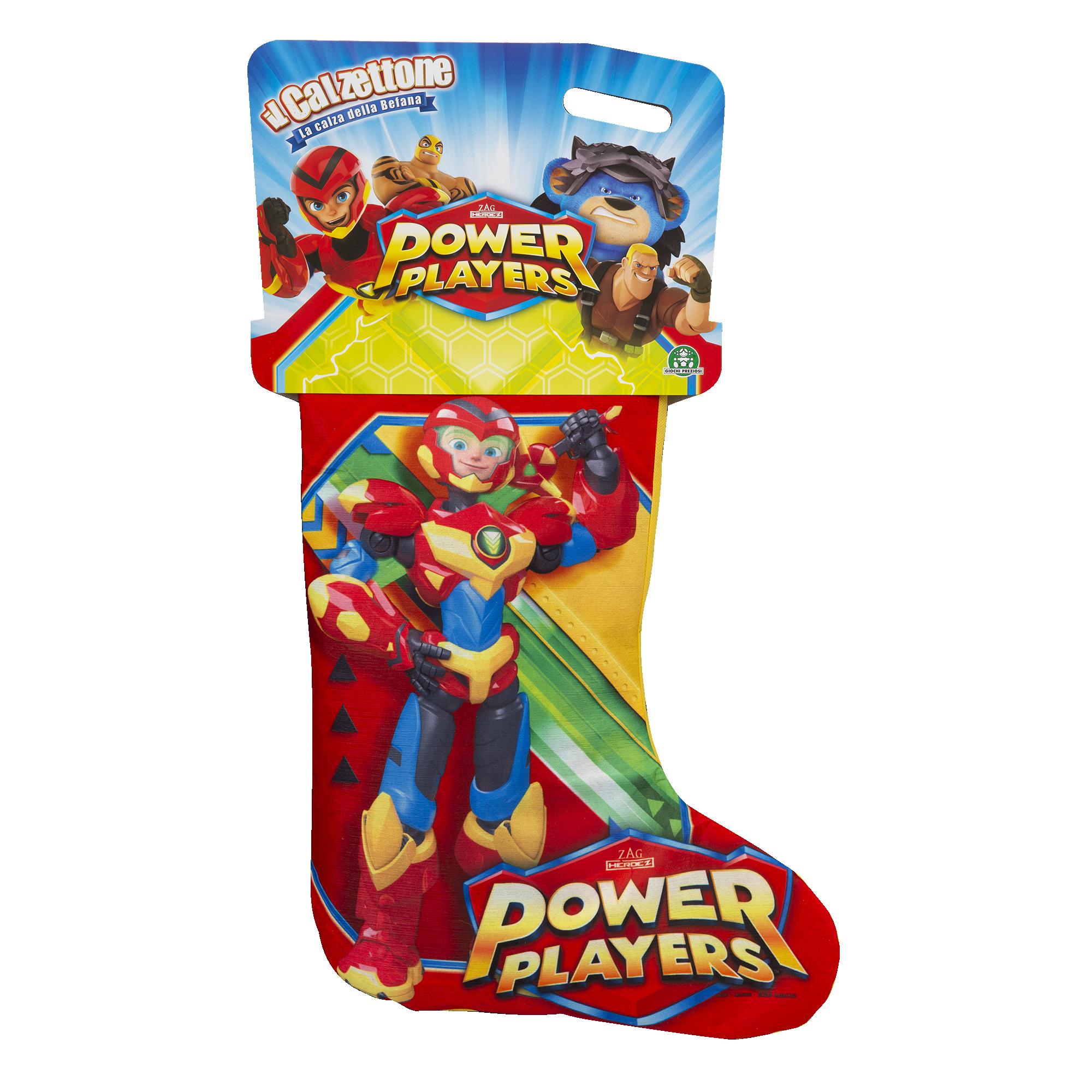 Calzettone Power Player 2021