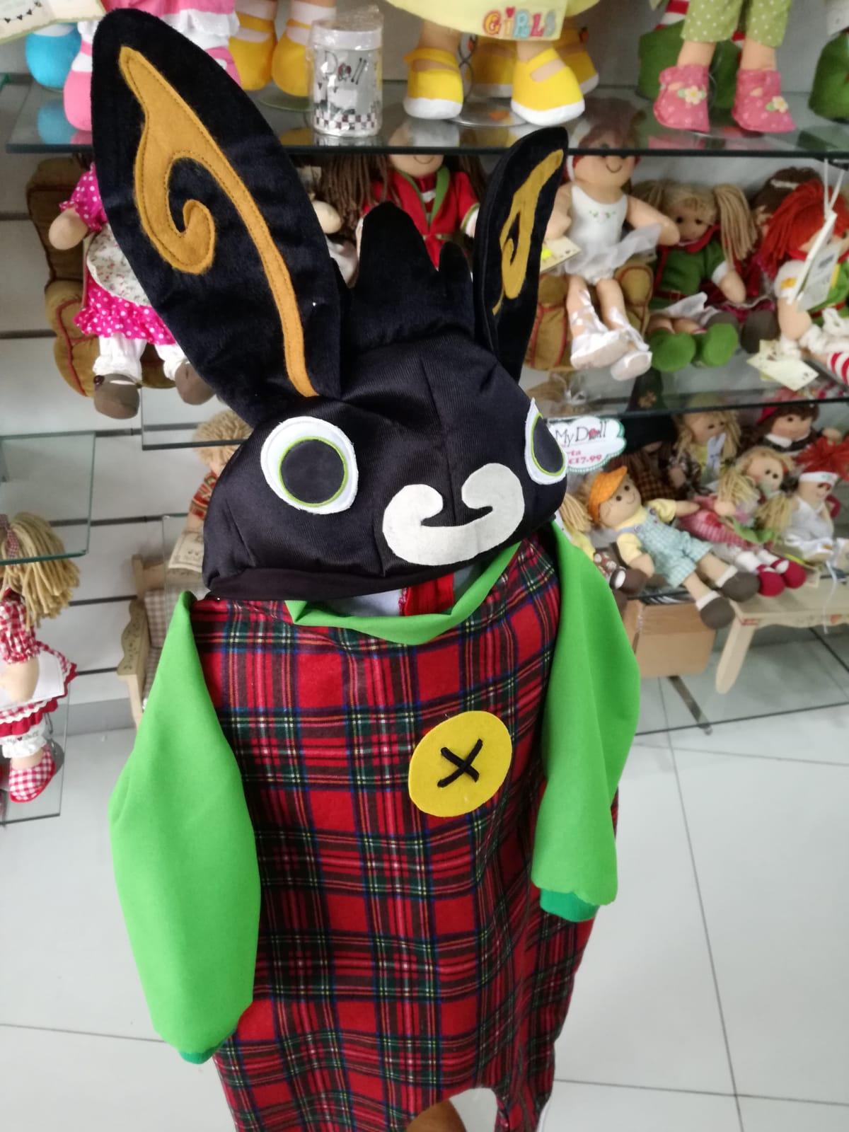 Costume Carnevale BING
