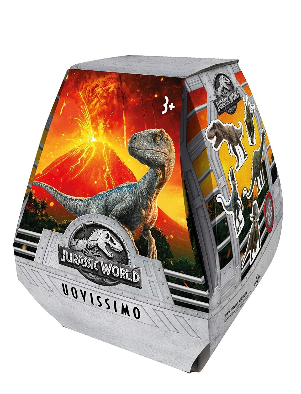 Uovissimo Jurassic World