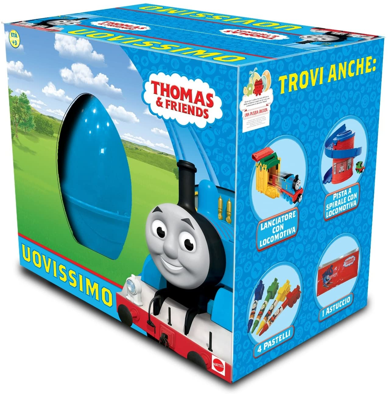 Uovissimo Trenino Thomas