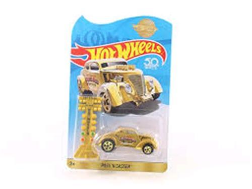 HOT WHEELS GOLDEN CAR