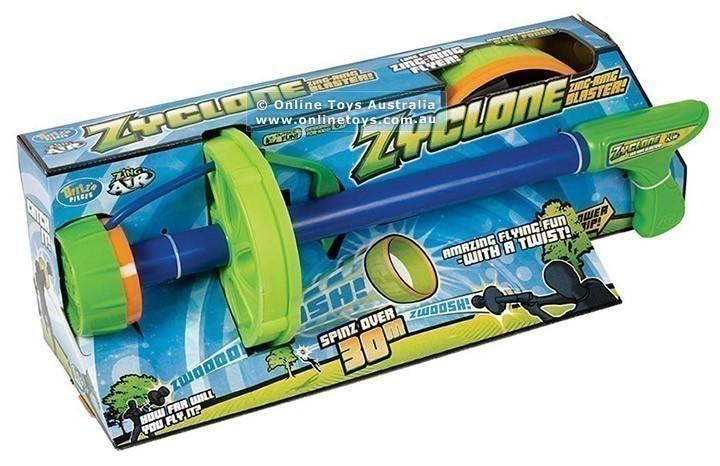 Zyclone Zing Ring Blaster