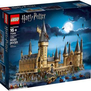 Castello di Hogwarts LEGO Harry Potter 71043
